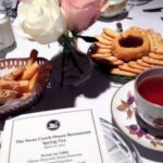 Swan Coach House – Spring 2017 Afternoon Tea
