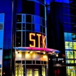 Valentine's Dinner with a Night on the Town at STK Atlanta
