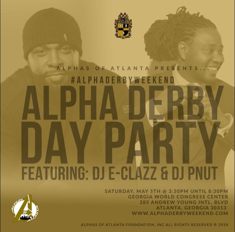 Alpha Derby Weekend