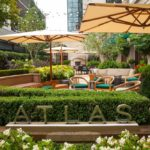 Summer on the Patio at the Tavern at Atlas Buckhead