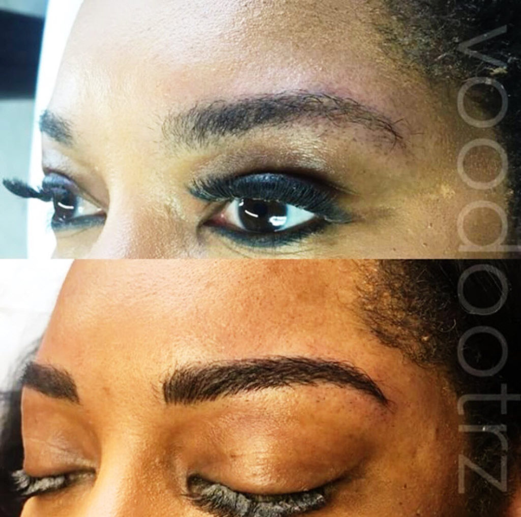 551f23d35e9 Microblading has become one of the hottest trends in the world of beauty.  And now that I've had it done myself, I can totally see why. You may be  wondering, ...