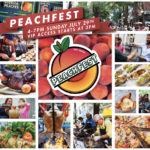 PeachFest is Back on July 29th (SAVE 50% OFF TIX)